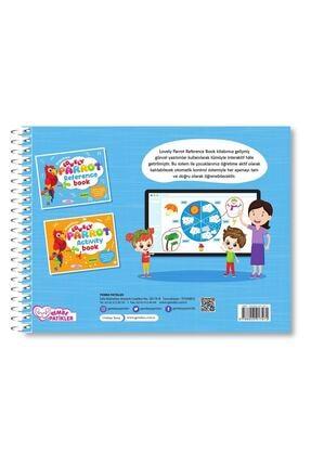 Pembe Patikler Yayınları Lovely Parrot Reference & Actıvıty Book (Preschool) 1