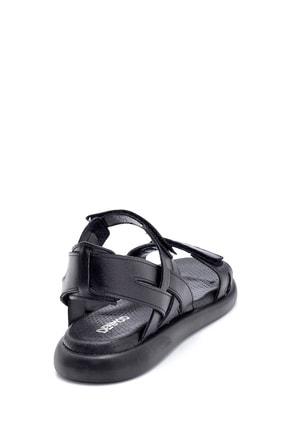 Derimod Kadın Deri Bantlı Sandalet 3