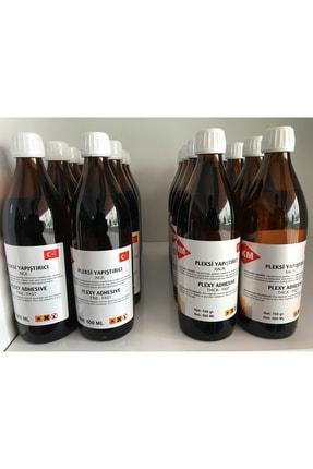 KRCDİJİTAL Fkmkloroform Ince Pleksi Yapıştırıcı 500 Ml Cam Şişe 1