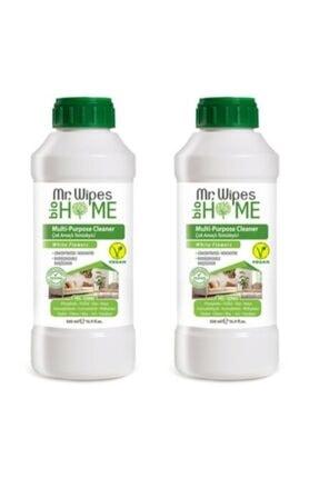 Farmasi Mr. Wıpes Konsantre Çok Amaçlı Temizleyici Beyaz Çiçek Kokulu 500 ml X 2 Adet 0