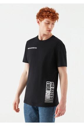 Picture of Baskılı Siyah Tişört