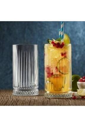 Paşabahçe Elysia Su Ve Meşrubat Bardağı 280 Cc 4 'lü 520125 0