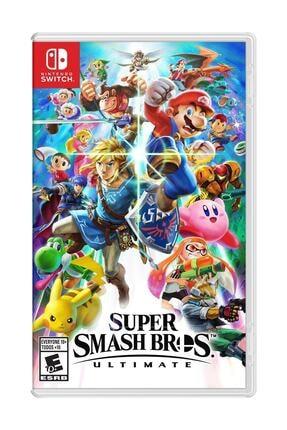 Nintendo Super Smash Bros Ultimate Switch Oyun 0