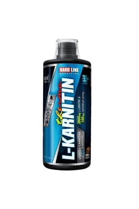 Hardline L-karnitin Thermo Şeftali 1000 ml 0