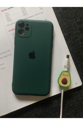 SUPPO Iphone 11 Kamera Korumalı Model, Logolu Lansman Kılıf Kablo Koruyucu 0