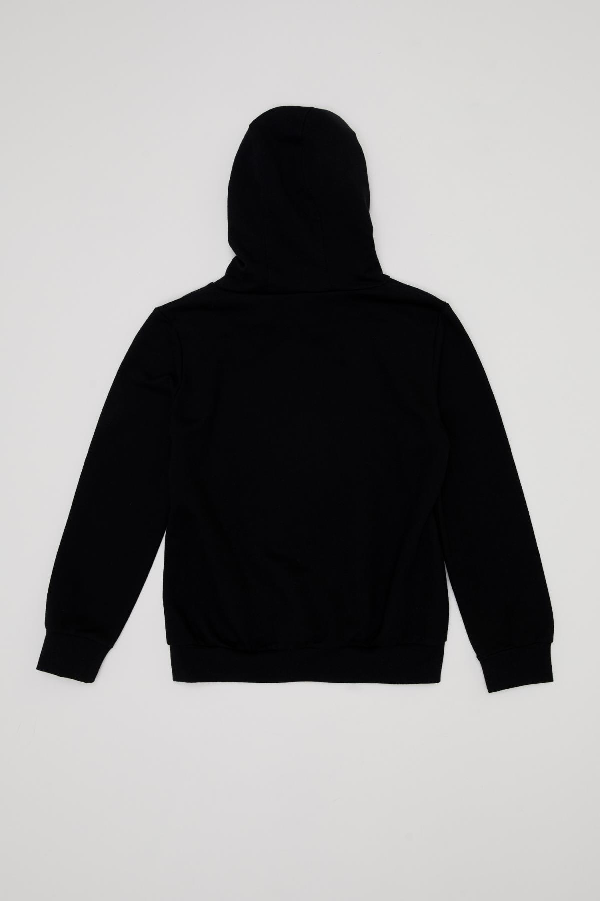 Defacto Erkek Çocuk Siyah Nba Lisanslı Sweatshirt 3