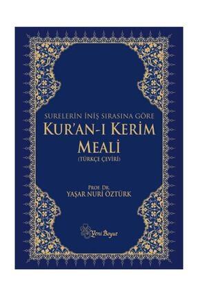 Yeni Boyut Yayınları Surelerin Iniş Sırasına Göre Kur'an I Kerim 0