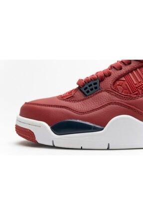 Nike Erkek Kırmızı Air Jordan 4 Retro Se Cı1184-617 Basketbol Ayakkabısı 2