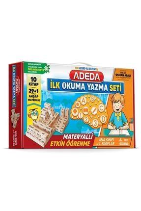 Adeda Yayınları Adeda Ilk Okuma Yazma Seti 0
