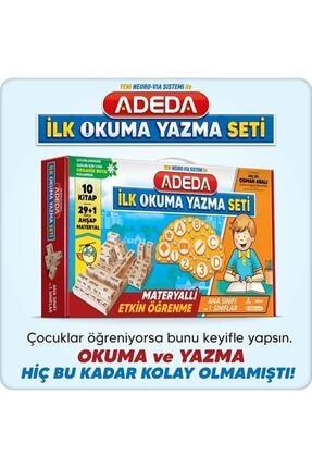 Adeda Yayınları Adeda Ilk Okuma Yazma Seti 1