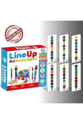 Circle Toys Line Up Ipe Ve Çubuğa Boncuk Ve Şekil Dizme Oyunu 3