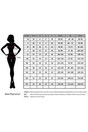 Pierre Cardin Kadın Siyah Toparlayıcı Bikini Takım 3