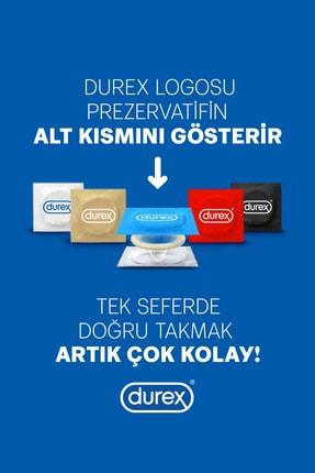 Durex Intense 20'li + Durex Yok Ötesi Ultra Kaygan 20'li Prezervatif Avantaj Paketi 4
