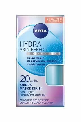 Nivea Cilt Bakım Seti Hydra Skin Effect 20 Saniyede Anında Maske + Hydra Skin Effect Jel Krem 50 ml 1