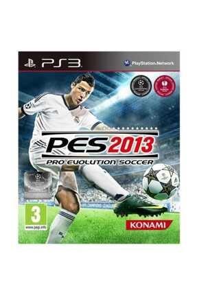 Konami Ps3 Pro Evolution Soccer 2013 - Pes 2013 0