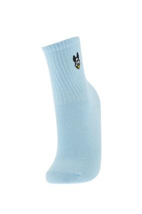 Defacto Erkek Çocuk Pug Desenli 6!lı Soket Çorap 2