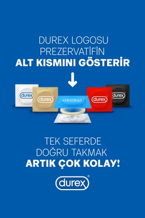 Durex Yok Ötesi Ulltra Kaygan 20'li + Extreme 20'li Prezervatif 3