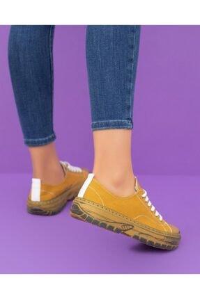 Espardile Kadın Ortopedik Taban Sneaker 3