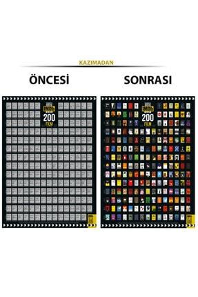 Scratch Map Imdb 200 Kazı İzle Kazınabilir En Iyi 200 Film Posteri Tüm Zamanların En İyileri Dev Boy Xl 2