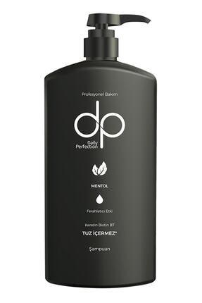 DP Erkeklere Özel Mentol Ferahlatıcı Etki Tuzsuz Şampuan 800 ml 0