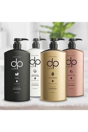 DP Erkeklere Özel Mentol Ferahlatıcı Etki Tuzsuz Şampuan 800 ml 1