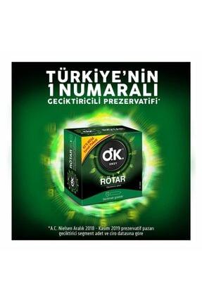 Okey Rötar Geciktiricili 45'li Prezervatif Fırsat Paketi 3