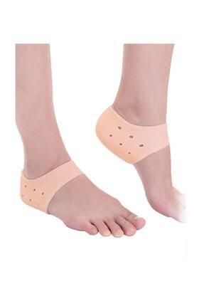 Orkidetr Topuk Çorabı Topuk Yumuşatıcı %100 Silikon - Türk Malı 2