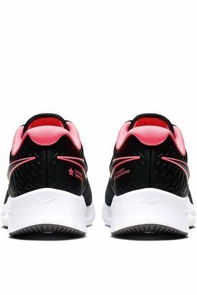 Nike Kadın Siyah Spor Ayakkabı Aq3542-002 4