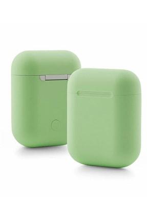TrkTech Airpods  I12 Yeşil Bluetooth Kulaklık Tüm Telefonlar İle Uyumlu 1