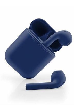 TrkTech Airpods 2. Nesil i12 Lacivert Bluetooth Kulaklık Muhteşem Ses Performansı 1