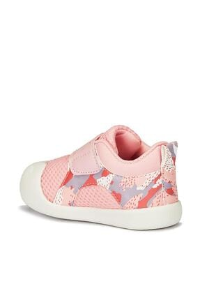 Vicco Kız Çocuk Pembe Bebe Ayakkabı 2