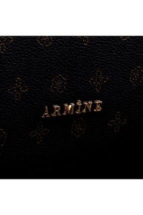 Armine Kadın Siyah Abiye Çanta 3