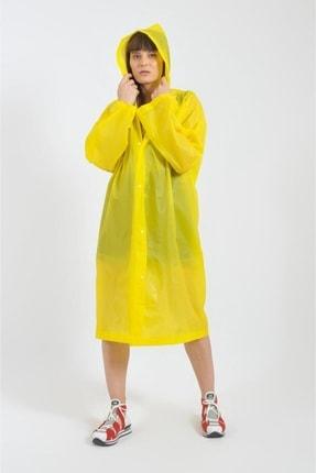 Sarı Eva Yağmurluk Erkek Ve Bayan Unisex Outdoor Xl Beden ASMY-6161989000531