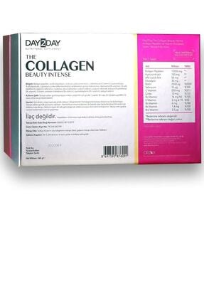 DAY2DAY Day 2 Day The Collagen Beauty Intense Çilek Aromalı 30 Şase 10000 Mg Kollajen Peptitleri 1
