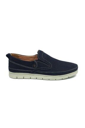 Taşpınar Saygıner %100 Deri Yazlık Rahat Erkek Günlük Comfort Rok Ayakkabı 40-45 1
