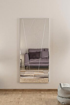 bluecape Antre Hol Koridor Dresuar Konsol Duvar Salon Mutfak Banyo Wc Ofis Çocuk Yatak Aynası  60x130cm 0