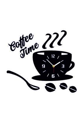 Penta Dekoratif Kahve Zamanı Mutfak Duvar Saati Ve Aksesuarları 1