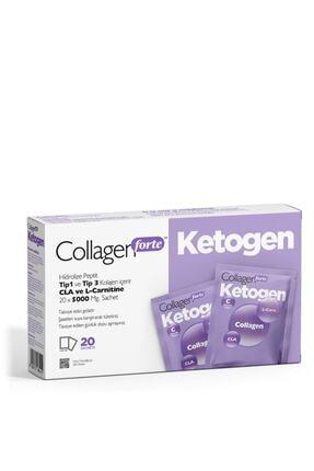 Collagen Forte ™ Ketogen 20 Saşe 0