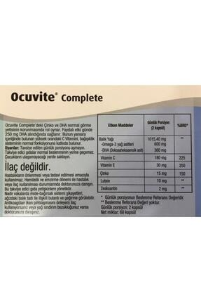 Ocuvite Complete 60 Kapsül 1