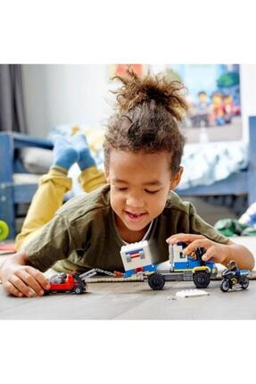 LEGO ® City Mahkum Nakliye Aracı 60276 - Çocuklar için Oyuncak Yapım Seti 244 Parça 2