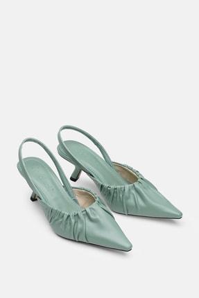 Jorbinol Kadın Yeşil Ayakkabı 1