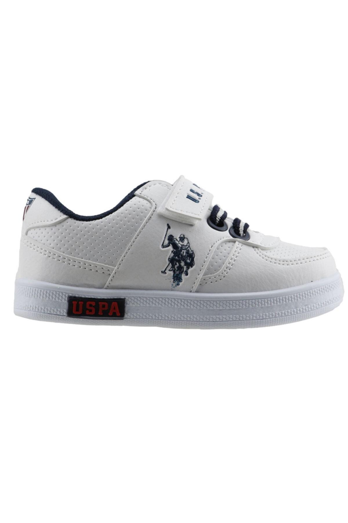 U.s. Polo Assn Cameron Günlük Kız/erkek Çocuk Spor Ayakkabı