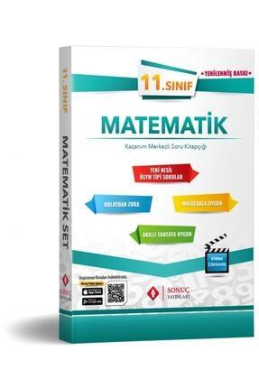 Sonuç Yayınları 11.sınıf Matematik Modüler Set 2020-2021 0