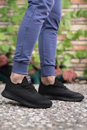 Riccon Unisex Siyah Sneaker 001202 2