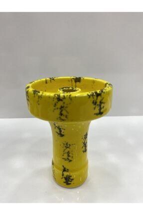 ENSAR NARGİLE Sarı Seramik Lüle 0