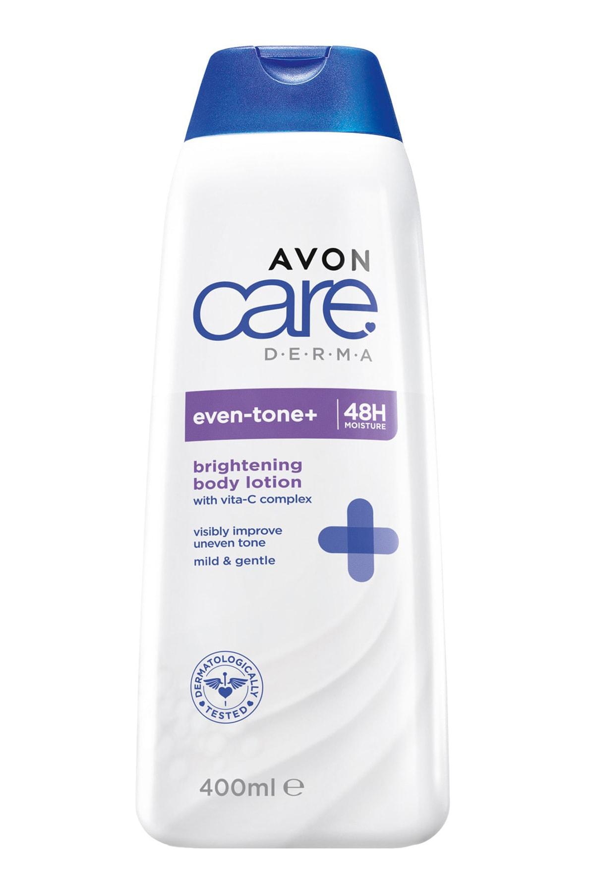 Care Derma Even Tone Cilt Tonu Beyazlatıcı Vücut Losyonu 400 ml