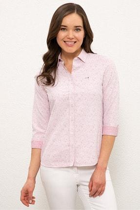 US Polo Assn Kırmızı Kadın Gömlek G082SZ004.000.1268469 0