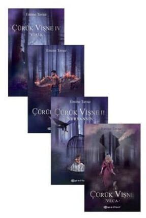 Epsilon Yayınları Çürük Vişne Serisi 4 Kitap Set Emine Tavuz 0