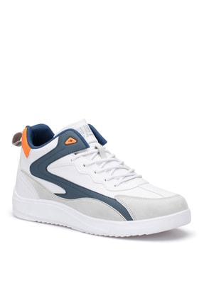 Dark Seer Beyaz Mavi Erkek Sneaker 0