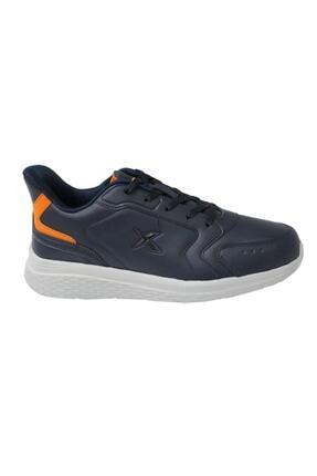 Kinetix MARNED PU Lacivert Erkek Koşu Ayakkabısı 100535588 1
